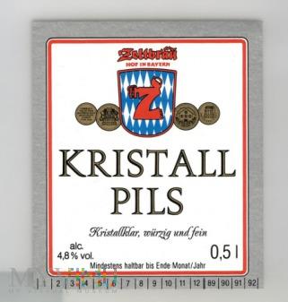 Zeltbräu Kristall-Pils