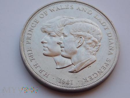 25 PENSÓW 1981 - WIELKA BRYTANIA