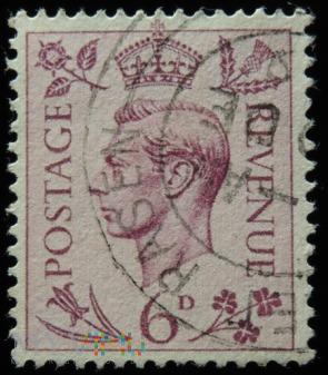 6d Jerzy VI