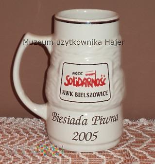 2005 Solidarność KWK Bielszowice Biesiada