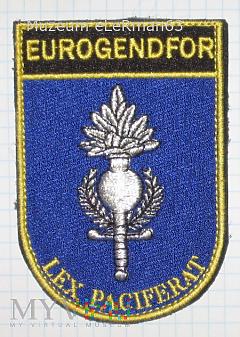 Europejskie Siły Żandarmerii.