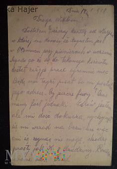 1917.01.18 - Feldpost K.u.K. Feldjägerbataillon 5