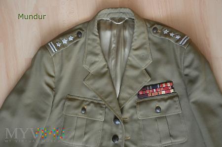 Mundur letni - tropik pułkownika