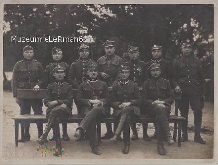Zarząd Koszar gr III 6 psap.Przemyśl 1922/23
