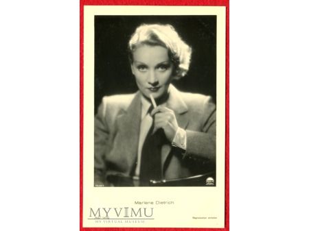 Marlene Dietrich Verlag ROSS 7439/1