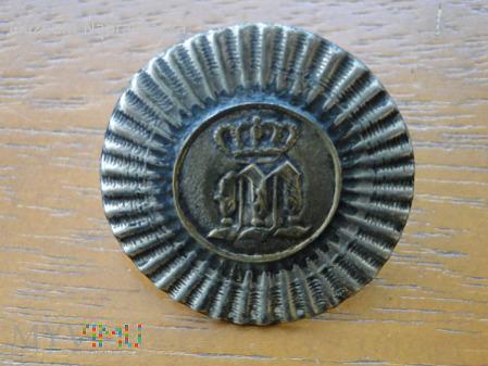 Duże zdjęcie Kokarda króla Bawarii MaksymilianaII