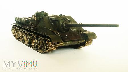 Działo pancerne SU-85M