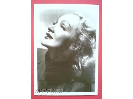 Marlene Dietrich POCZTÓWKA Mity Ekranu