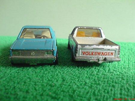 Volkswagen Pickup Truck