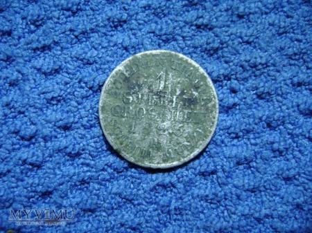 1 Silbergroschen 1825