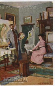 Hager - Odwiedziny w pracowni - Atelier