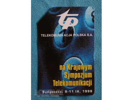 Krajowe Sympozjum Telekomunikacji 1