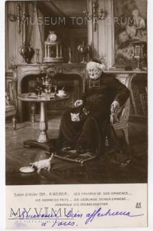 Weber - Faworyci Jego Eminencji