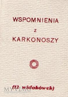 Wspomnienia z Karkonoszy.
