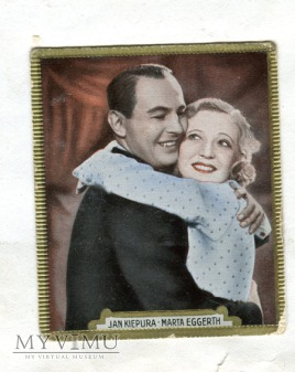 Bunte Filmbilder 1936 Jan Kiepura Marta Eggerth