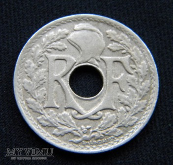 25 Centimes 1930