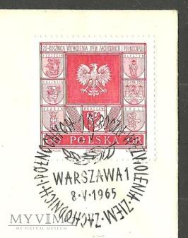 Polskie Ziemie Zachodnie