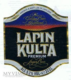 lapin kulta premium lager beer