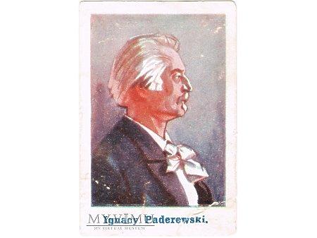 Bohm 5x16 Ignacy Paderewski