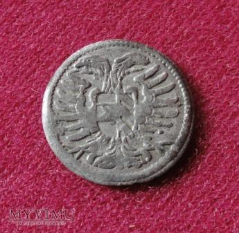 Śląsk Opole 3 fenigi 1669.