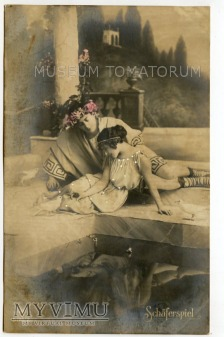 Rzymska miłość - 1916