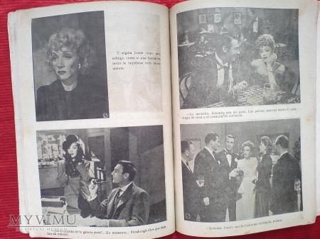 Duże zdjęcie Marlene Dietrich Forja de corazones 1945