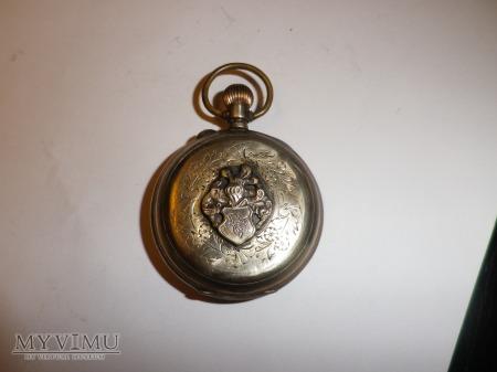 Herb Trąby -zegarek z herbem