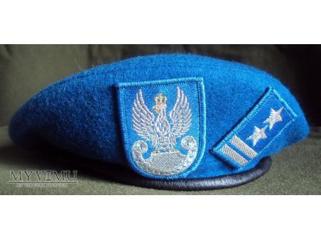 Beret niebieski WP