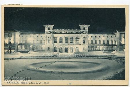 Krynica - Dom Zdrojowy - 1936