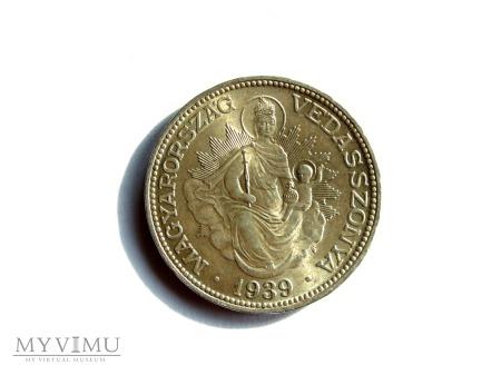 2 Pengo 1939 Węgry