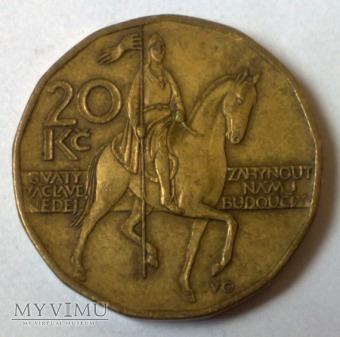 20 Koron 1998 Czechy