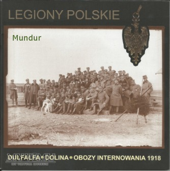 Legiony Polskie - Dulfala, Dolina 1918