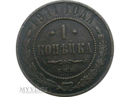 1 Kopiejka 1911 rok.