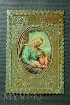 Św Anna i Maryja