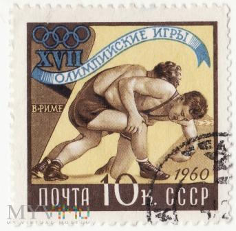 1960r XVII Igrzyska Olimpijskie w Rzymie 1