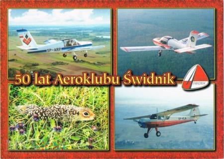 50 lat Aeroklubu Świdnik