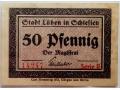 Notgeld Lubin seria II 1918 r.
