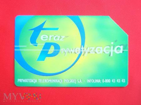 Karta magnetyczna 603
