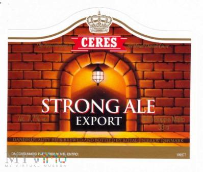 Dania, Ceres Strong Ale