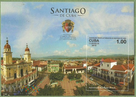 500 Santiago de Cuba