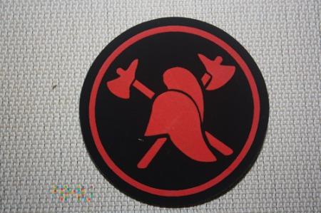 Duże zdjęcie Strażak - Emblemat specjalisty MW