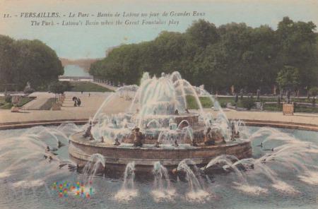 Versailles Le Parc