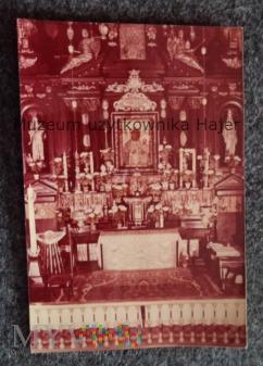 Ołtarz w kościele