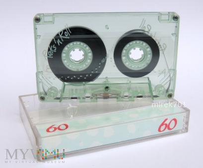 RAKS 'n Roll 60 kaseta magnetofonowa