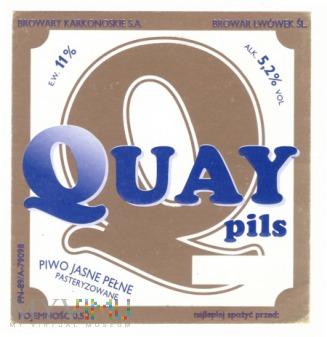 Quay pils