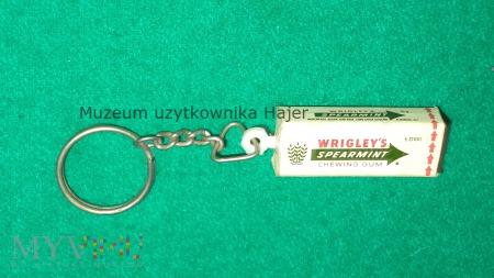 Wrigley's Spearmint - brelok