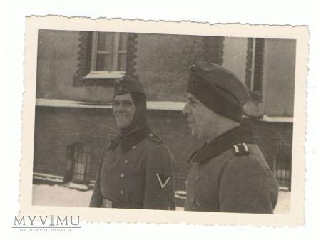 Duże zdjęcie Zdjęcie żołnierzy Wehrmachtu wykonane w Krotoszyni
