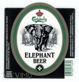 Carlsberg Elephantl, Nuuk
