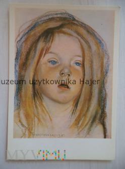 Wyspiański Stanisław  Portret Helenki