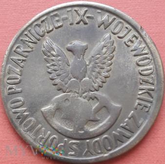 Duże zdjęcie MEDAL IX WOJEWÓDZKIE ZAWODY SPORTOWO POŻARNICZE KI
